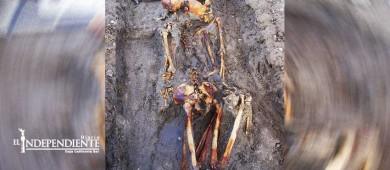 Suman 61 entierros prehispánicos localizados en El Conchalito