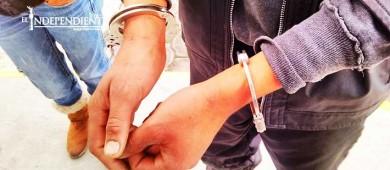 Fue detenido por el delito de abuso de confianza