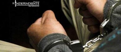 Ejecutan orden de aprehensión por delito de violencia familiar