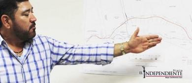 Sin posibilidad de permuta nuevo trazo carretero, reitera Desarrollo Urbano