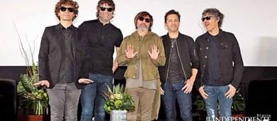 La banda argentina Babasónicos no vive del recuerdo