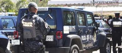 Exalta secretario general aumento de la presencia de Gendarmería en Los Cabos