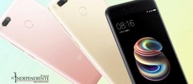 Xiaomi presenta el Mi 5X, con cámara dual y MIUI 9