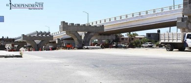 Cierres viales en el puente Leona Vicario serán parciales y no totales