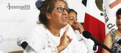 Escuchará AMLO propuestas del norte de BCS, asegura diputada