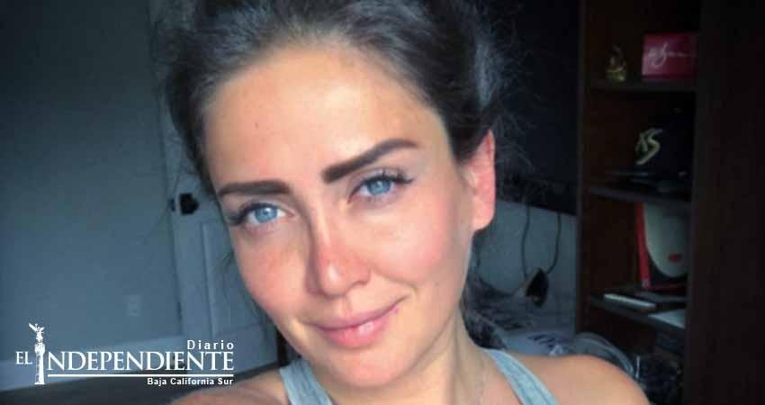 Celia Lora se desnuda en Instagram