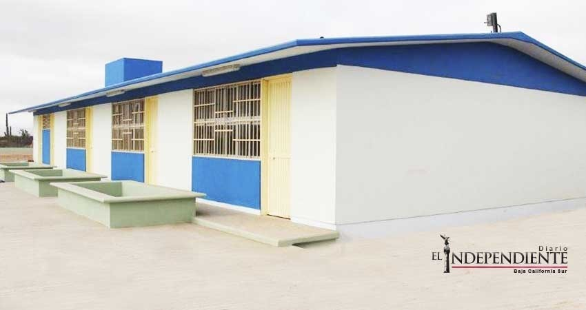 Planean asegurar cableado en escuelas para evitar robos: SEPBCS