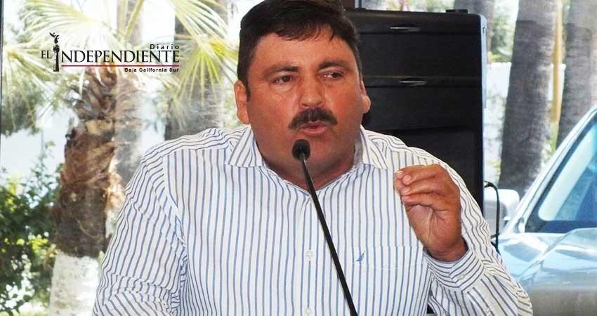 Llama el Diputado Pérez Sánchez al Centro SCT a que solucione las malas obras en carreteras de BCS