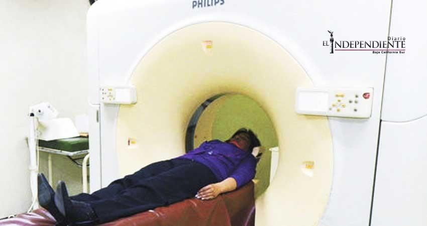 Servicio de tomografía en ISSSTE de La Paz será reanudado mañana viernes