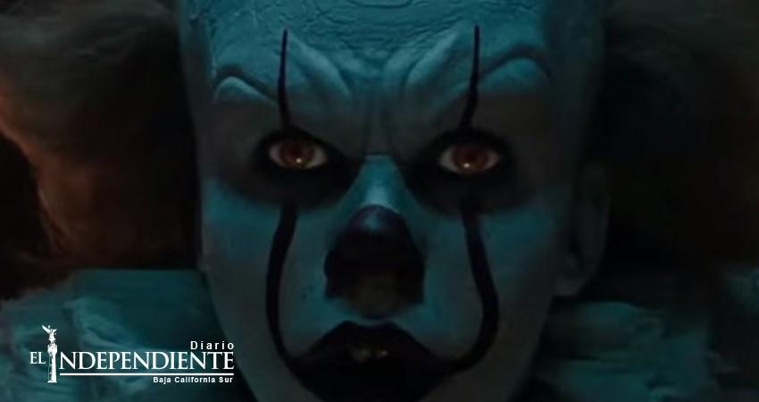 'Pennywise' desata el infierno en el último trailer de 'It'
