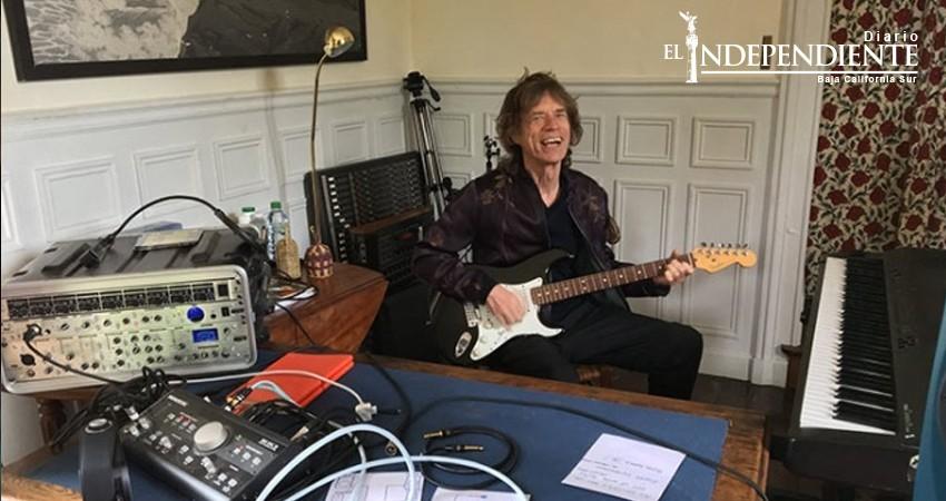 Mick Jagger lanza dos singles junto a Kevin Parker y Skepta