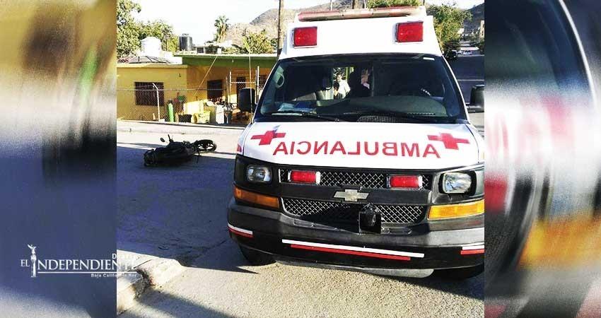 Transporte cuenta con 14 ambulancias privadas en Los Cabos