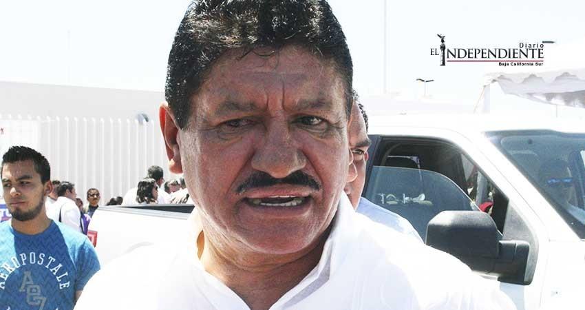 """Se me está haciendo larga la salida"": alcalde de La Paz"