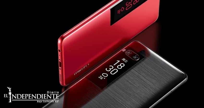 Con pantalla secundaria trasera, Meizu revoluciona la gama media