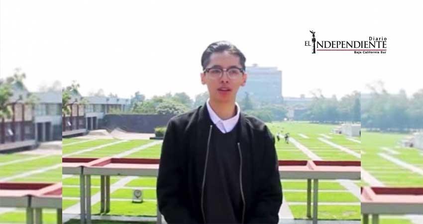 Rechaza beca del Tec joven con examen perfecto en UNAM