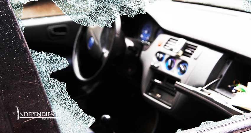 Alerta roja en 4 municipios por robo a vehículo