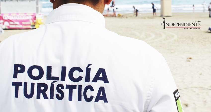 En septiembre iniciará funciones la nueva Policía Turística de La Paz
