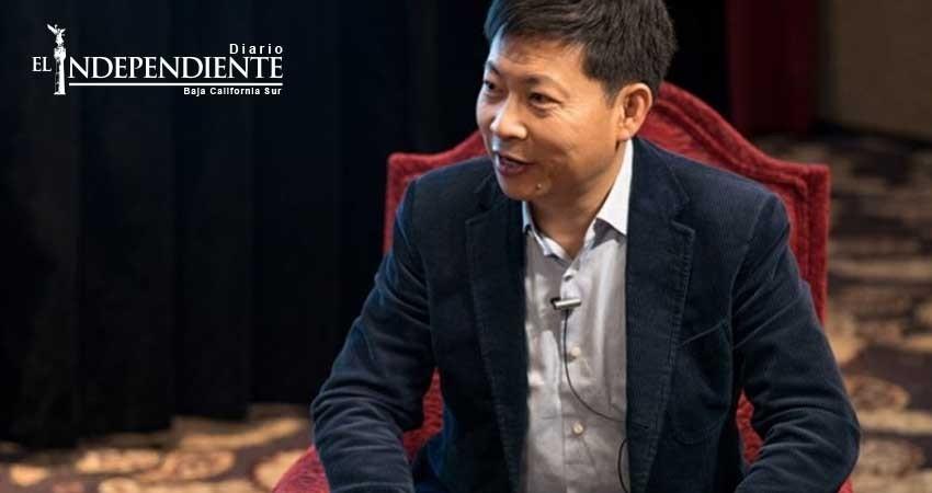 'El Mate 10 será mejor que el iPhone 8': CEO de Huawei