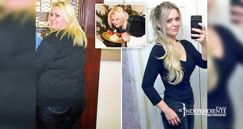 Encontró la manera de vengarse de su ex, que le llamaba 'gorda'