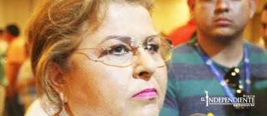 """""""No he recibido nunca el reclamo de un ciudadano"""": Esthela Ponce"""