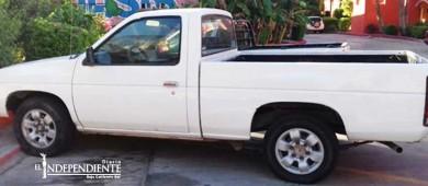 Localizaron vehículo con reporte de robo en La Paz