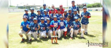 BC elimina a BCS del Nacional de Béisbol U10