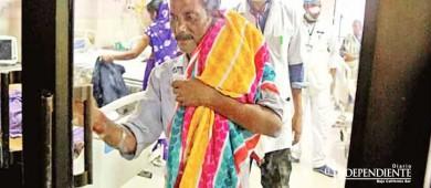 Mueren 64 menores que se quedaron sin oxígeno en India