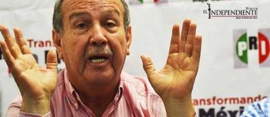"""Debe PRI superar """"algunas prácticas"""" para lograr unidad: Edmundo Salgado"""