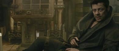 'Star Wars': Así es DJ, el misterioso personaje de Benicio del Toro