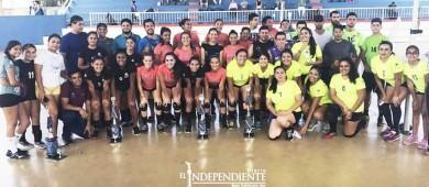 Exitoso Campeonato Estatal de Clubes de Voleibol
