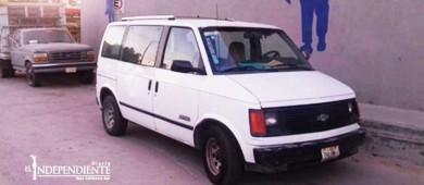 Recuperaron vehículo con reporte de robo
