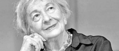 Wisława Szymborska; El diario literario de una poeta