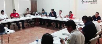 Firman bomberos de CSL y bomberos de Zapopan programa de capacitación operativa conjunta