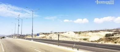Carretera transpeninsular está rebasada por el crecimiento del destino: Senador Juan Fernández