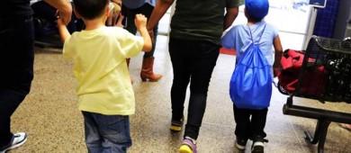 Cancela EU programa migratorio para niños centroamericanos