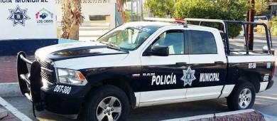 Policías municipales salvan la vida a un bebé de 11 días de nacido