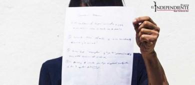 'Macho alfa' obliga a esposa a firmar contrato de obediencia