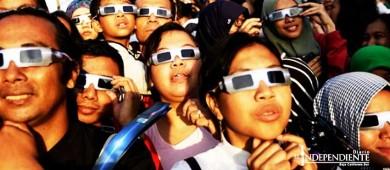 Agotan en EU lentes especiales para ver eclipse