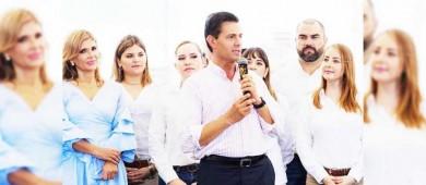 Reforma energética bajó costos a tarifas eléctricas: Peña Nieto