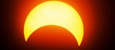 Por eclipse, piden a escuelas no realizar actividades al aire libre