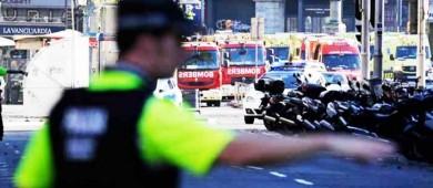 Suman 12 muertos y más de 80 heridos por atentado en Barcelona
