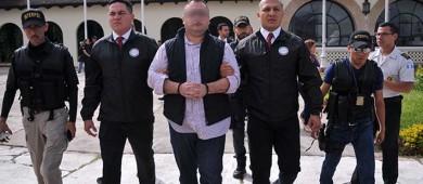 Javier Duarte inició este jueves huelga de hambre en el reclusorio
