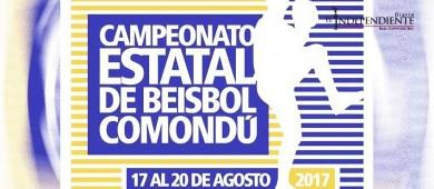 Hoy arranca el Campeonato Estatal de Béisbol, en Comondú