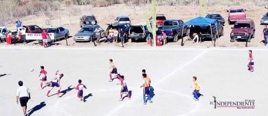 Busca la Liga Red Scorpions de Loreto, impulsar las categorías infantiles y el Colegio de Árbitros