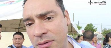 No estamos promocionándonos, estamos trabajando, asegura diputado García Covarrubias
