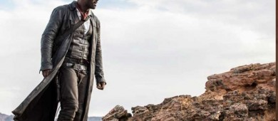 Idris Elba en 'La Torre Oscura' rinde honor a Stephen King