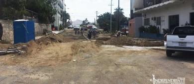 Piden mayor comprensión de los automovilistas por la reparación de calles
