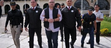 Javier Duarte envía otra carta a Imagen Noticias