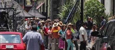 Rodaje de 'Godzilla' en CDMX exalta imagen popular de México