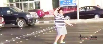 Baila la 'Macarena' en la calle y se lo lleva la policía saudí